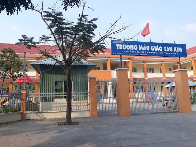 Bán đất gần trường mẫu giáo Tân Kim