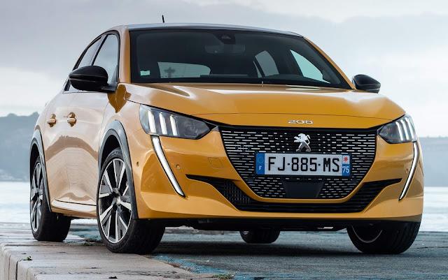 Novo Peugeot 208 2020 obtém 4 estrelas no Euro NCAP