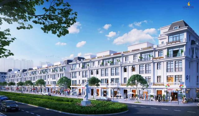 Shophouse Vinpearl Phú Quốc sản phẩm đầu tư hấp dẫn