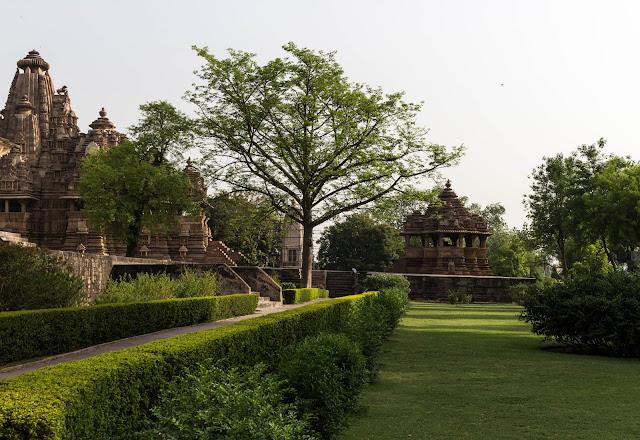 Khajuraho temple Madhya Pradesh India