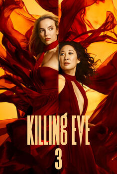 Killing Eve 3ª Temporada Torrent – WEB-DL 720p/1080p Dual Áudio
