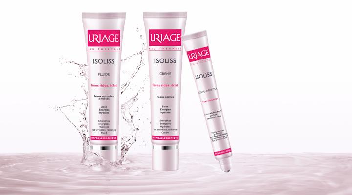 Isoliss de Uriage. Probado con una víctima perfecta: mi sister LOLfega - Blog de Belleza Cosmetica que Si Funciona