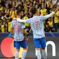 Live Manchester United VS Young Boys. Cristiano Ronaldo Gacor, Wan-Bissaka Kartu Merah Pada Babak Pertama