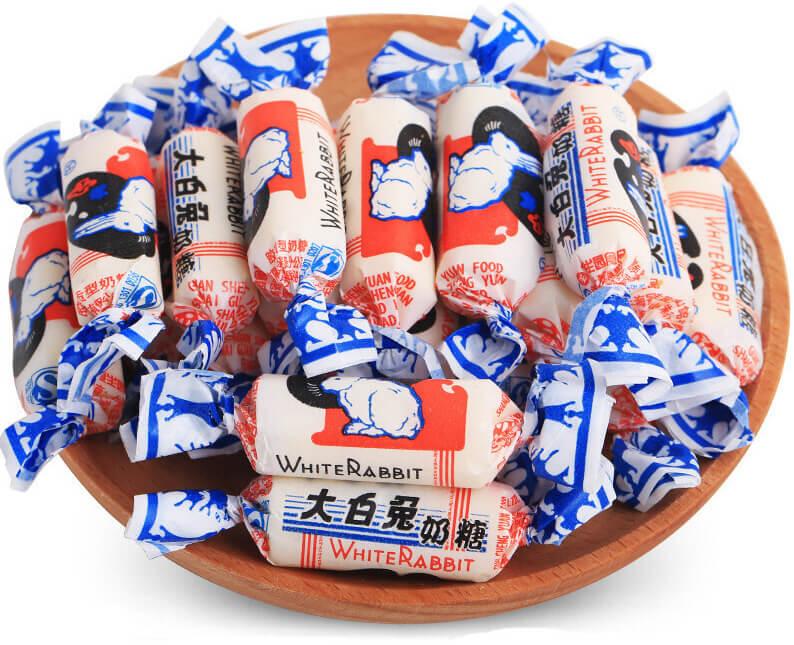 Gula-gula White Rabbit Haram