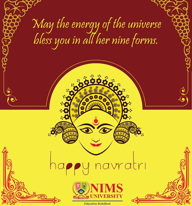 Happy Navratri Wishes - Festival Greetings