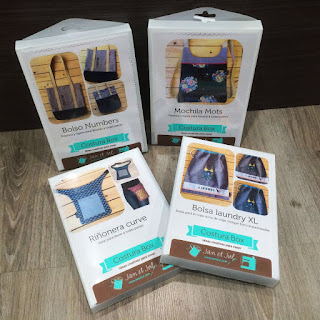 Kits para coser de Jan et Jul
