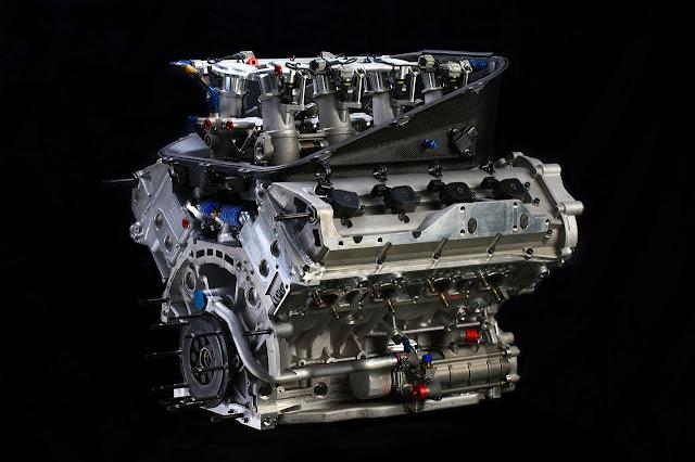 NISMO LMP2 ENGINE 2016