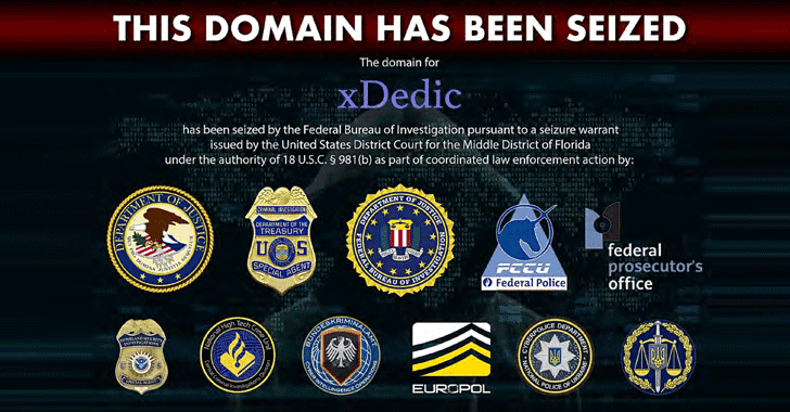 xDedic marketplace cybercriminal hacked servers
