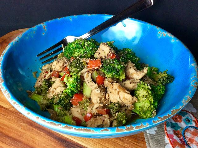 Broccoli Chicken Stir Fry Brown Sauce
