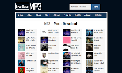 Script AGC Free Music MP3 Auto Sitemap