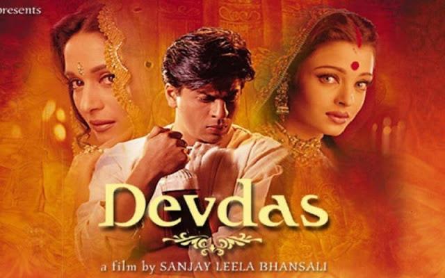 Devdas (2002) - Shah Rukh Khan And Aishwarya Rai