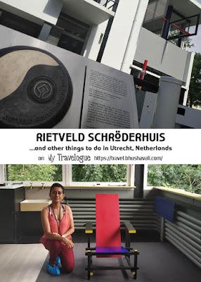 Rietveld Schröderhuis UNESCO Utrecht Pinterest