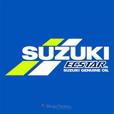 Suzuki ECSTAR Logo Vector