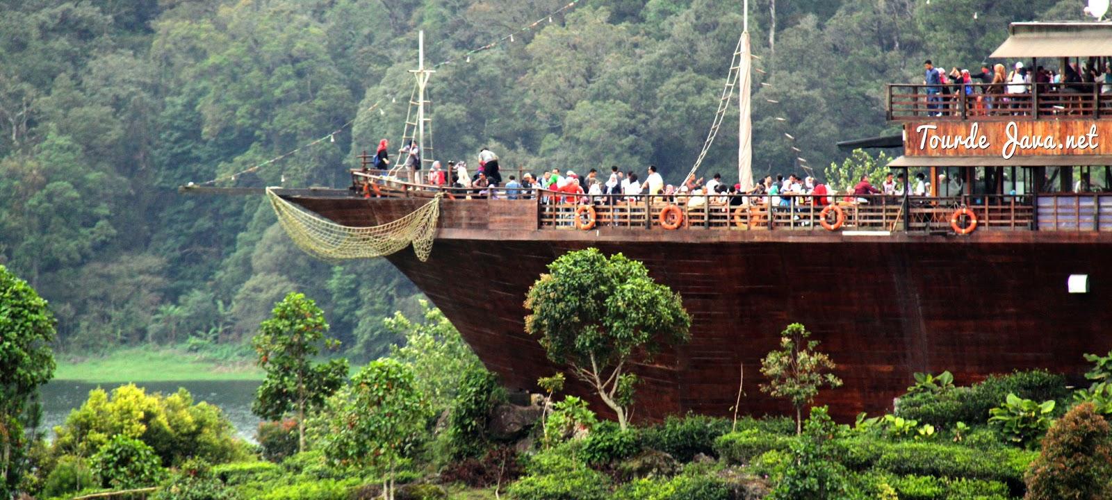 Paket Wisata Kota Bandung Selatan - One Day City Tour  Wisata