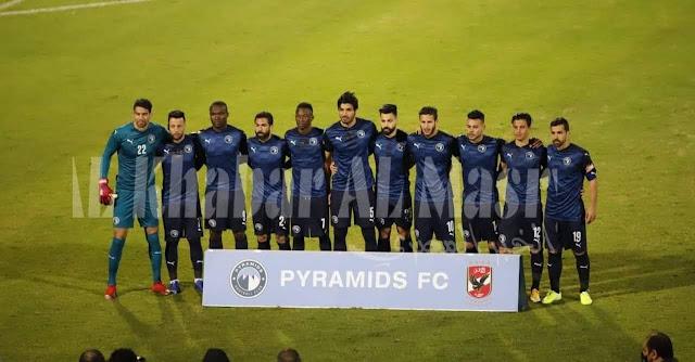 قائمة بيراميدز لمواجهة العبور في كأس مصر
