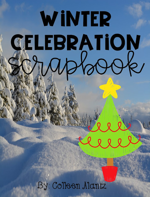 https://www.teacherspayteachers.com/Product/Winter-Celebration-Scrapbook-996595