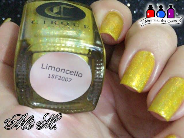 Cirque, Limoncello, Moyra, SB052