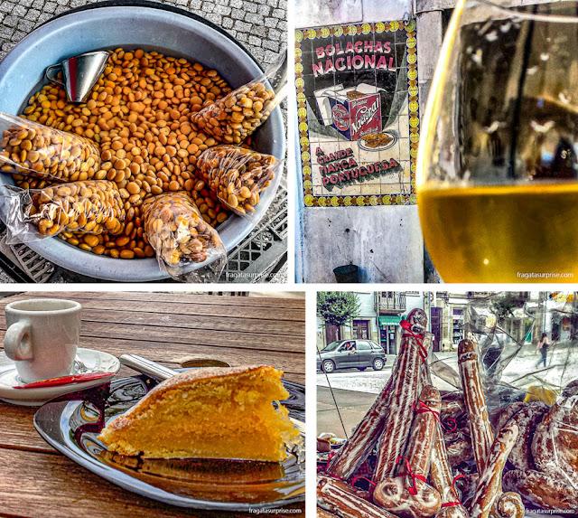 Comidas típicas de Portugal
