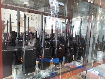 bán máy bộ đàm tại Lê Chân Hải Phòng