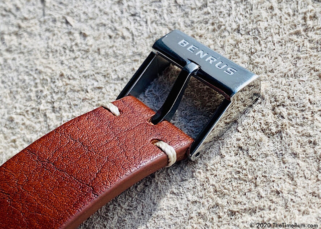 Benrus Heritage Field Watch buckle