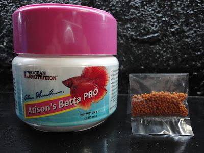 Pelet Atison's Betta Pro