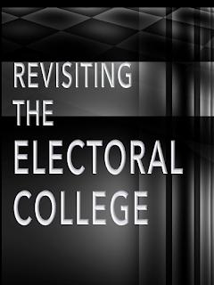 Eleitores sem fé?  Revisitando o Colégio Eleitoral 2