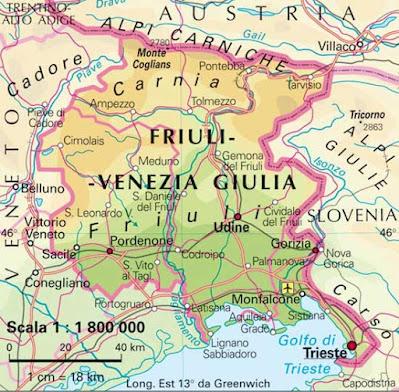 Friuli Venezia Giulia: Vacanze ,itinerari,luoghi da scoprire