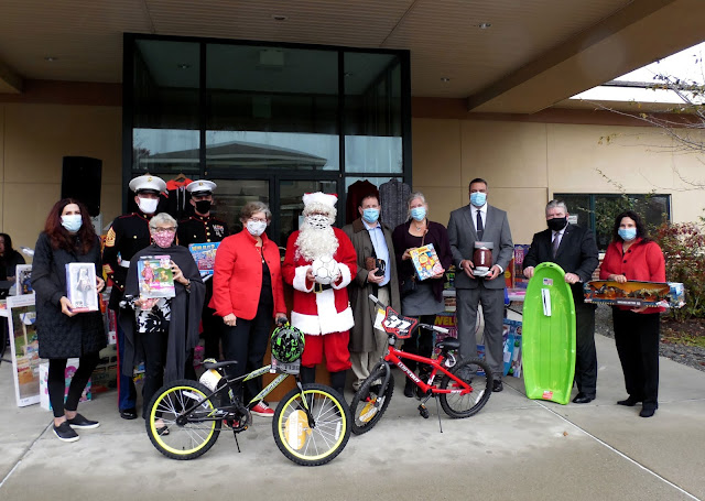 Donate toys to benefit Sussex and Warren County NJ kids