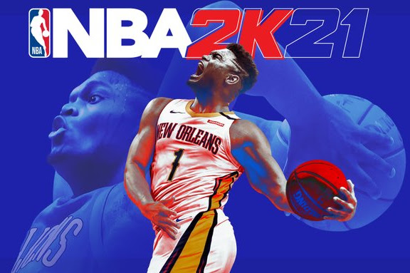 Zion Williamson Is Second Cover Athlete For NBA 2K21