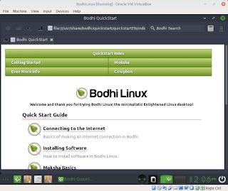 Tutorial Belajar Bodhi Linux Dari Dasar Untuk Pemula