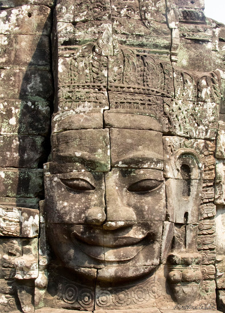 Angkor Wat  and Angkor Thom UNESCO region, Cambodia
