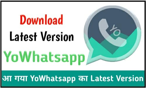 YoWhatsApp APK 8.12 Download Latest Version (2019)
