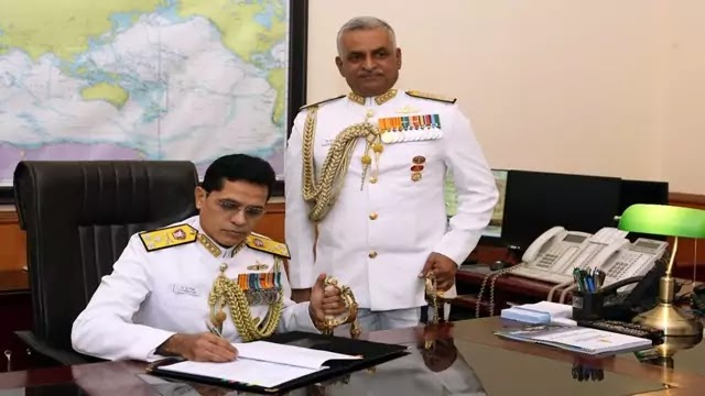 vice-admiral-sn-ghormade-assumes-charge-as-vice-chief-of-the-naval-staff-daily-current-affairs-dose
