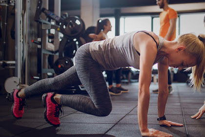 Health Fitness Benefits