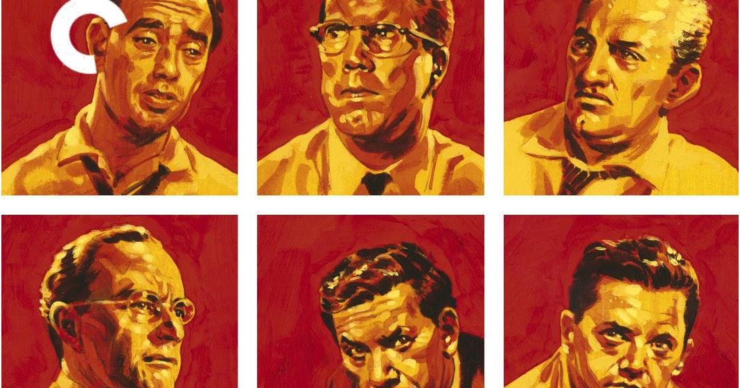 12 angry men review 3 Chris stuckmann reviews 12 angry men, starring henry fonda, lee j cobb, martin balsam, john fiedler, eg marshall, jack klugman, edward binns, jack warden, joseph sweeney, ed begley, george voskovec, robert webber directed by sidney lumet.