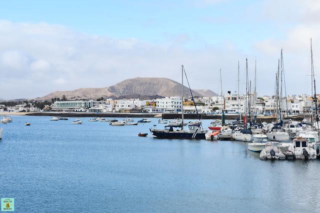 Puerto de Corralejo, Fuerteventura