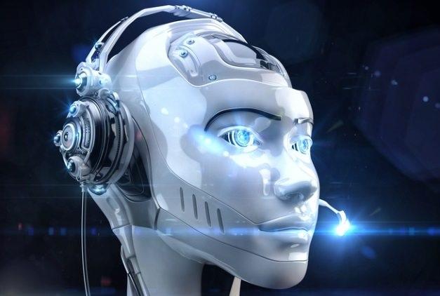 robot si përfaqësues shitjesh