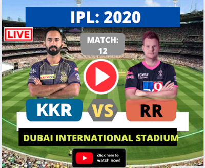 Rajasthan vs Kolkata, 12th Match ,Rajasthan Royals have won the toss and have opted to field