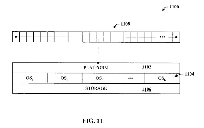 Fig. 11 in Leader Technologies' U.S. Pat. No. 7,139,761 describing the IDE idea that was coopted (stolen) by IBM and The Eclipse Foundation and claimed as their original copyright
