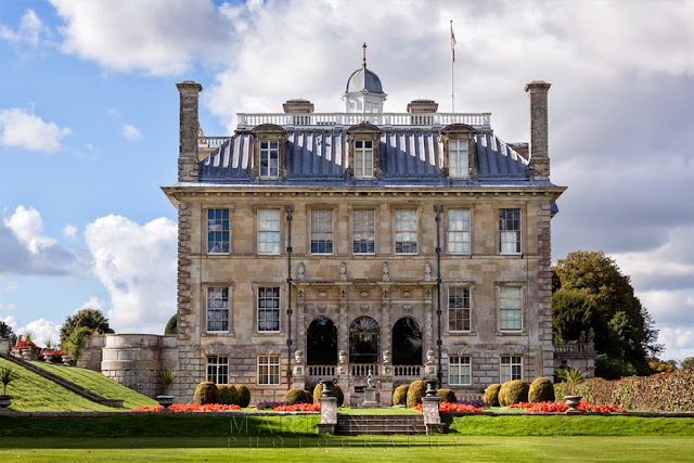 The National Trust property of Kingston Lacy house in Dorset