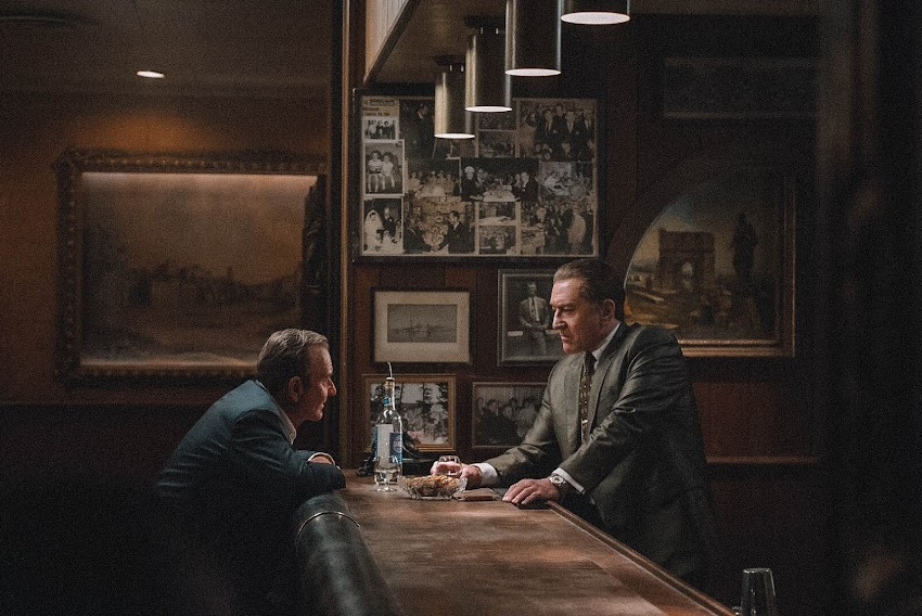 "Scorsese's ""The Irishman"" To Play As 63rd London Film Festival's Closing Night Gala"