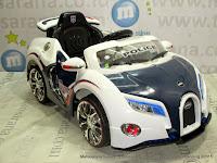 Mobil Mainan Aki Pliko PK9700 Bugatti XL 2 Gearbox
