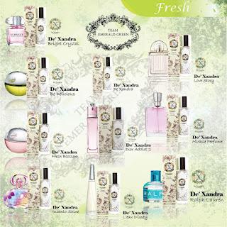Kelebihan Perfume Dexandra,Dexandra,Perfume