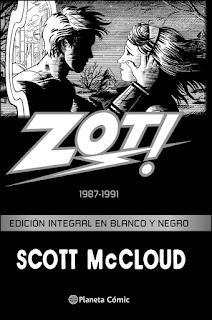 Portada de Zot! Edición Integral