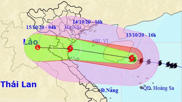 Thêm áp thấp nhiệt đới mới có thể mạnh thành bão số 8, hướng vào miền Trung