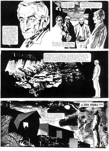 1969: L'Eternauta di H. G. Oesterheld e Alberto Breccia