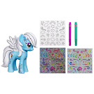 My Little Pony Design-a-Pony Rainbow Dash Brushable Pony