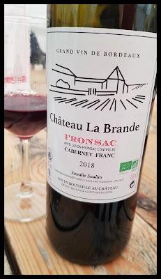 festival eat! brussels, drink! bordeaux 2019 Château La Brande