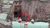 """""""Video"""" Dron graba """"jinete fantasma"""" en antiguo castillo"""