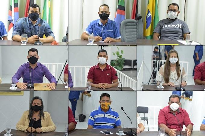 Confira os destaques da Sessão realizada na Câmara de Vereadores de Amparo nessa terça-feira